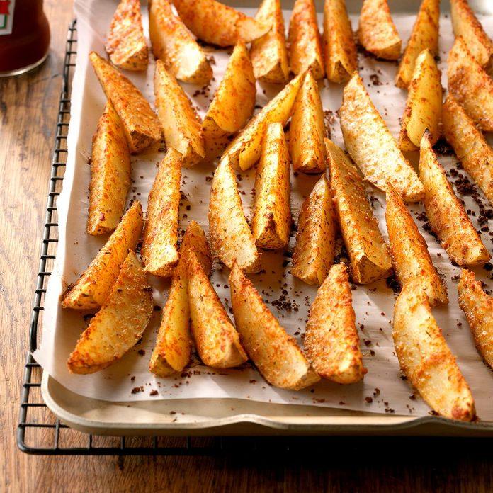 Inspired by: KFC's Seasoned Potato Wedges
