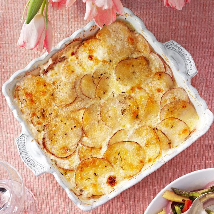 Inspired by: Bonefish Grill's Potatoes Au Gratin