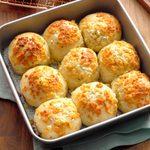 Parmesan-Ranch Pan Rolls