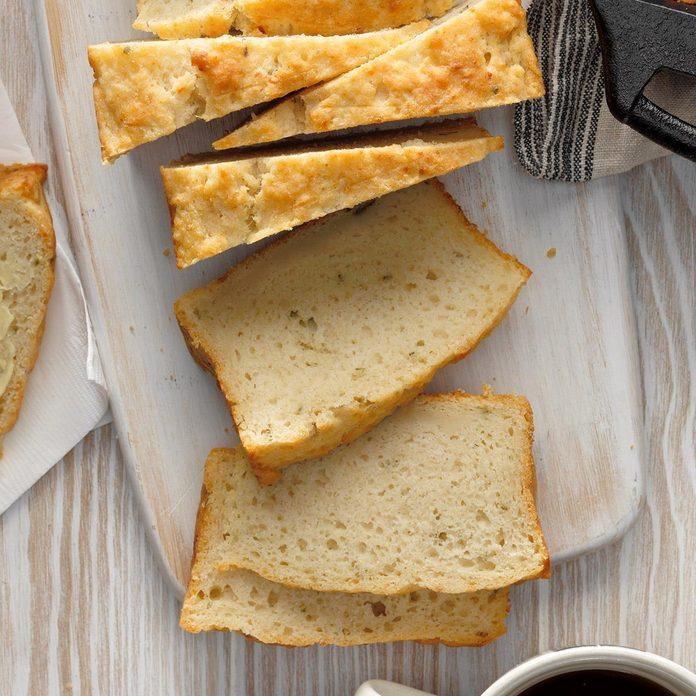 Parmesan-Sage Beer Bread