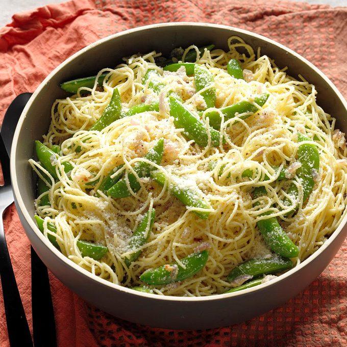 Parmesan Snap Pea Pasta Exps Fttmz18 192175 B11 17 4b