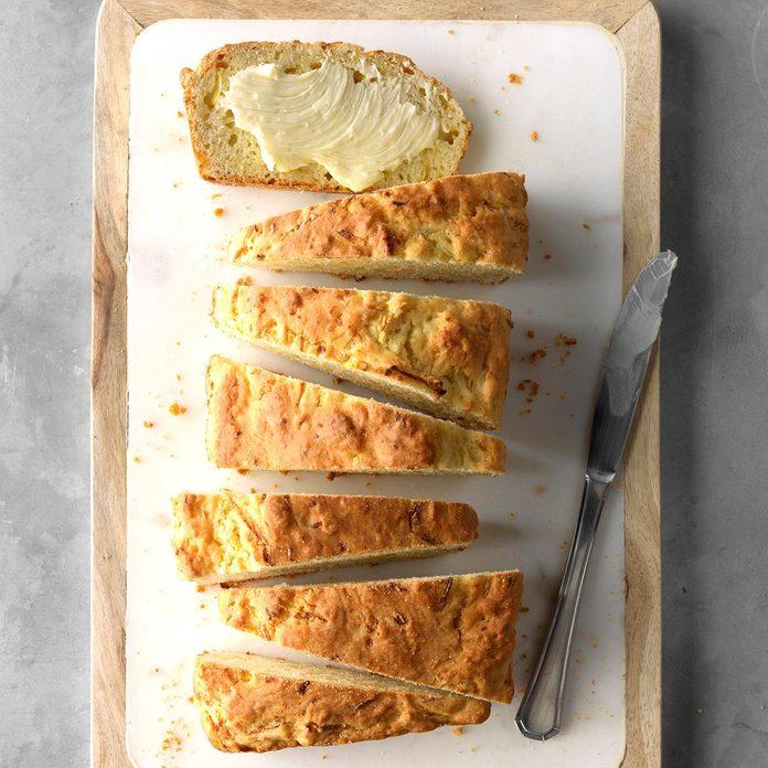 Parmesan Zucchini Bread