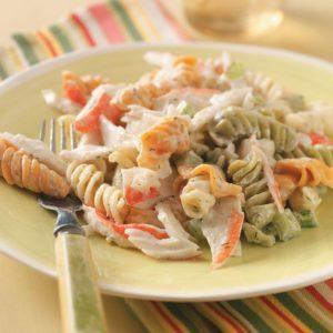 Pasta Crab Salad