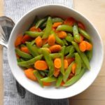 Pea Pod Carrot Medley