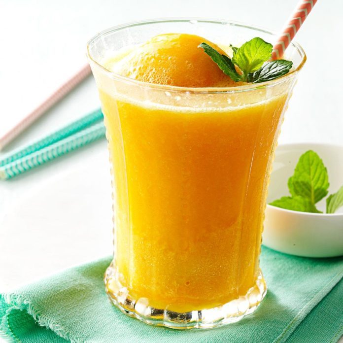 Inspired by: Orange C-Booster Smoothie