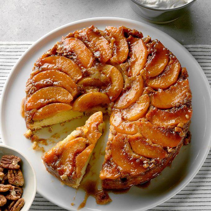Peach Praline Upside Down Cake Exps Cimzs20 129235 B12 17 2b 6