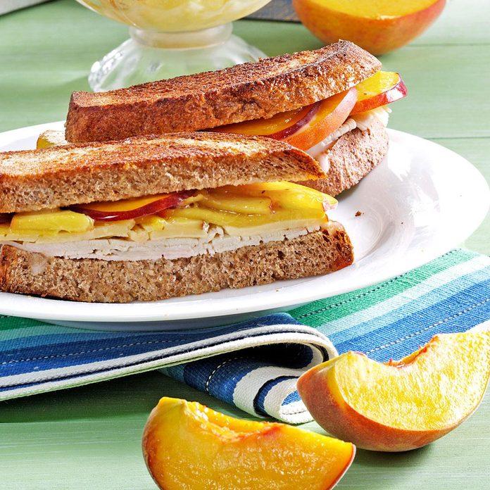 Peach Turkey Sandwiches Exps103391 Thhc2377563b05 01 5b Rms 4