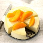 Peachy Summer Cheesecake