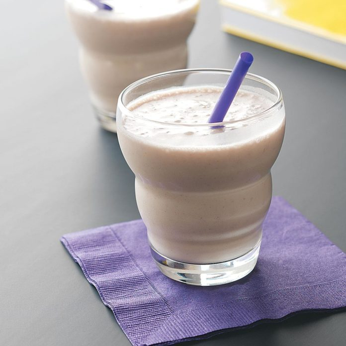 Inspired by: PB Chocolate Love Smoothie