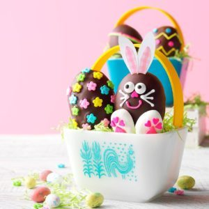 Peanut Butter Easter Eggs