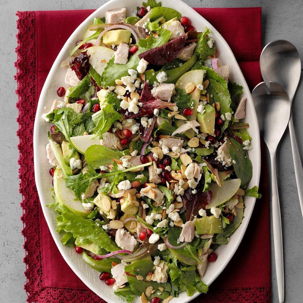 Pear Harvest Salad Recipe