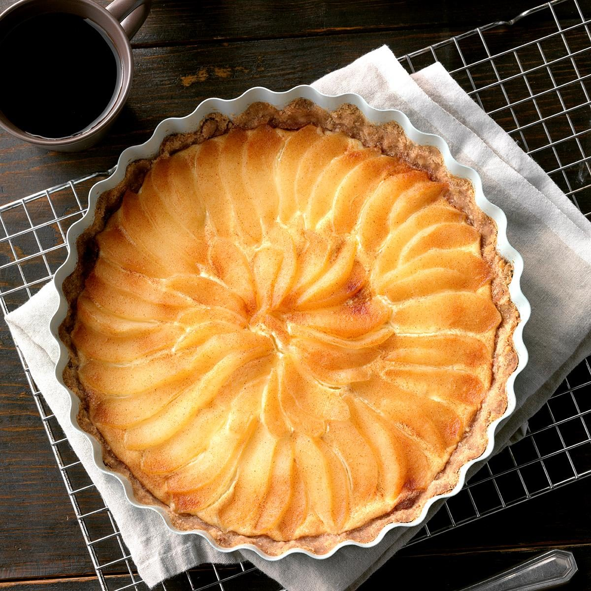 Pear Tart Images