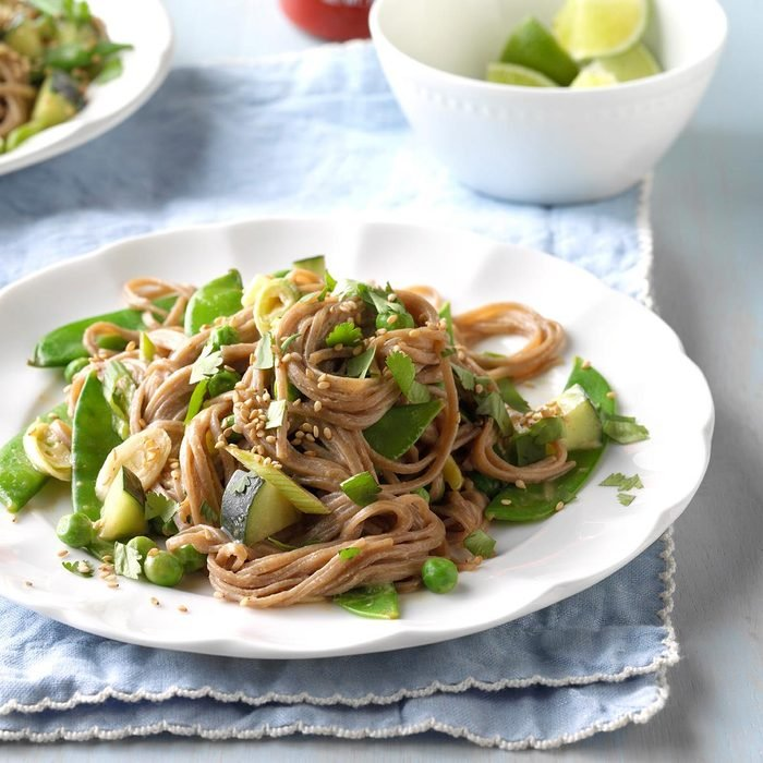 Peas Please Asian Noodles