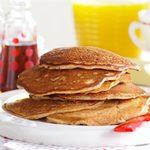 Pecan Apple Pancakes