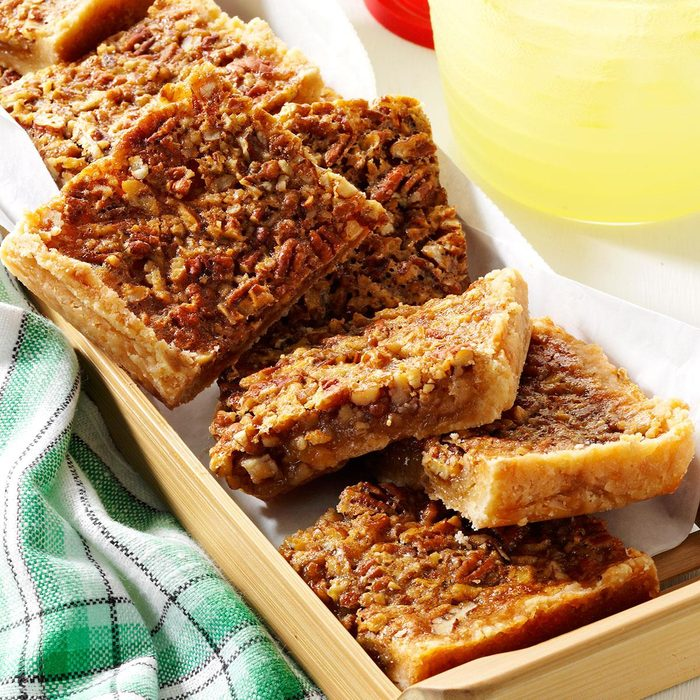 Pecan Pie Bars for a Crowd