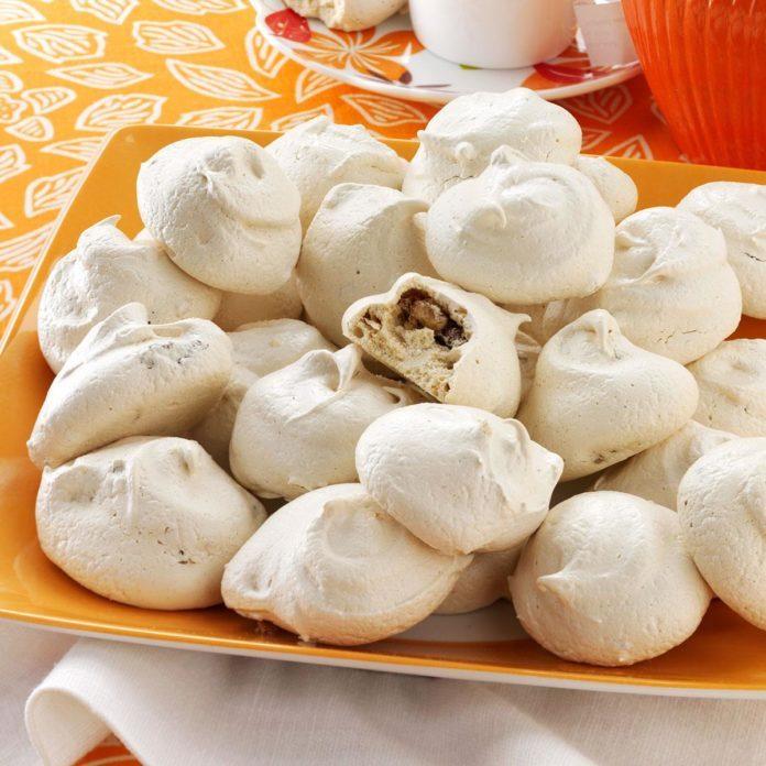 Pecan Puffs