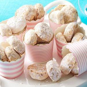 Pecan Sandies Cookies