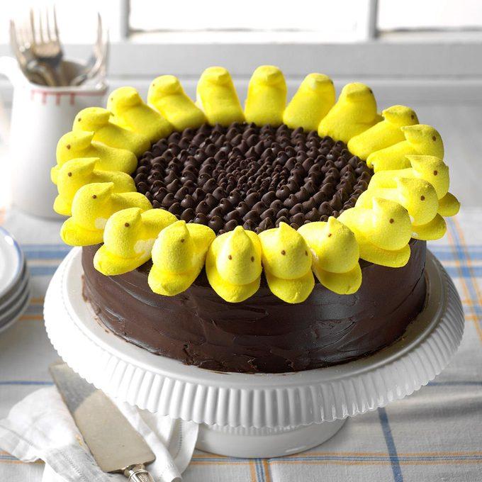 Peeps Sunflower Cake Exps Wrsm17 39605 C03 22 5b 10
