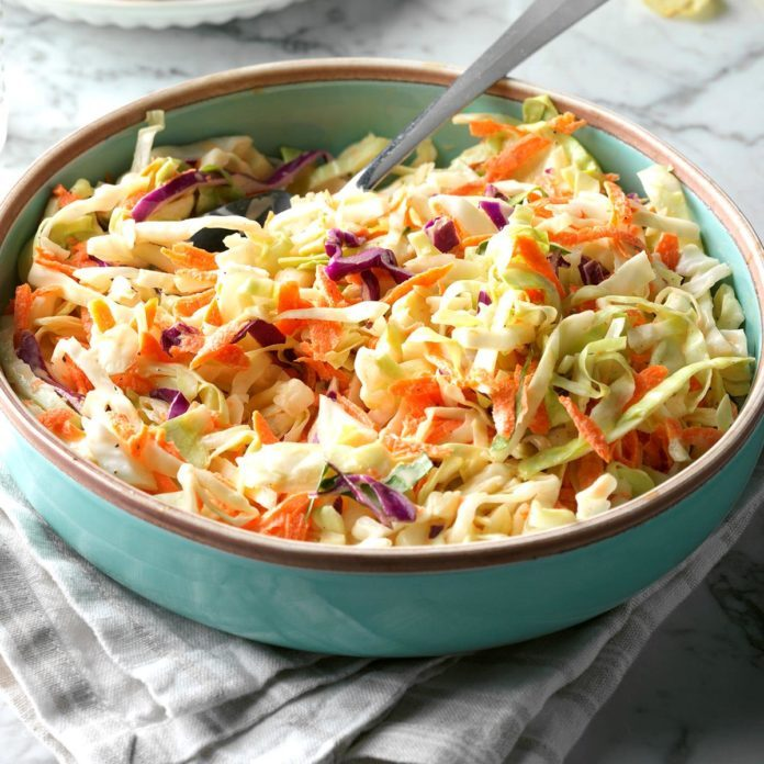 Father's Day Potluck: Pennsylvania Dutch Coleslaw