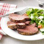 Peppered Beef Tenderloin Roast