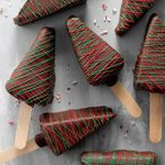 Peppermint Cheesecake on a Stick