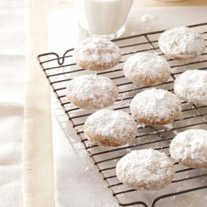 Pfeffernuesse Cookies