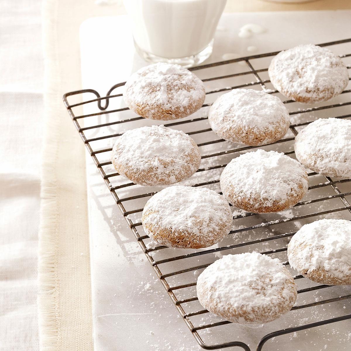 Pfeffernuesse Cookies