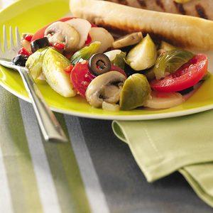Pickled Veggie Salad