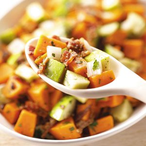 Picnic Sweet Potato Salad