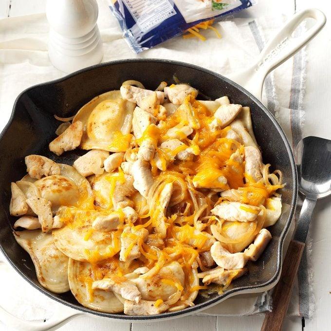 Pierogi Chicken Supper