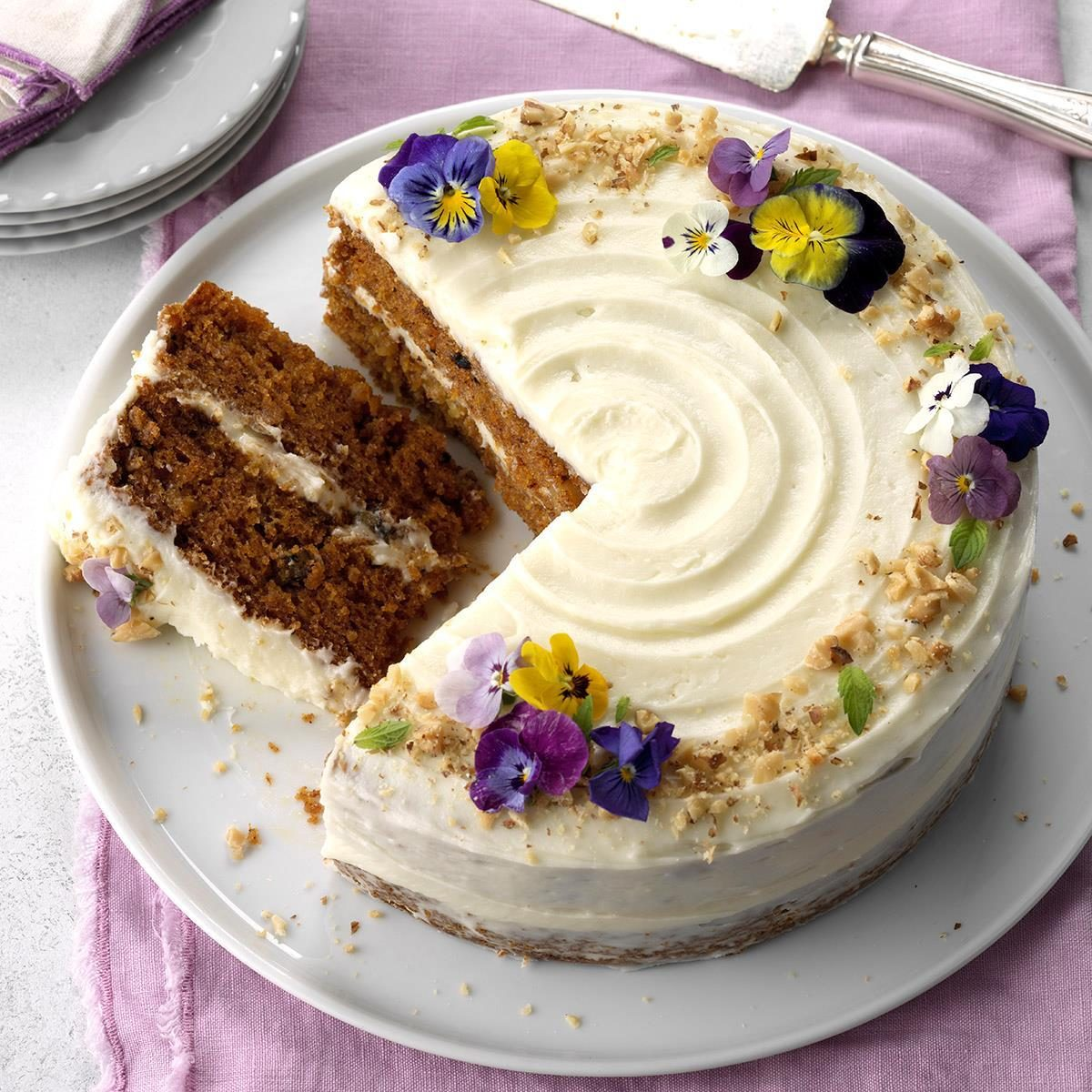 Best Carrot Cake Recipe Of All Time