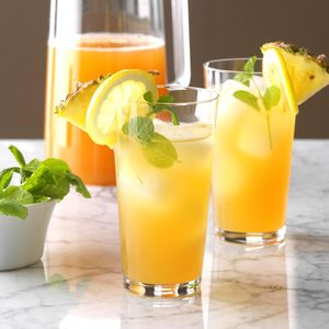 Pineapple Iced Tea