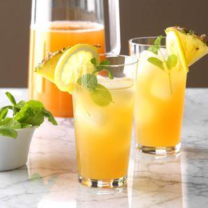 Pineapple Iced Tea