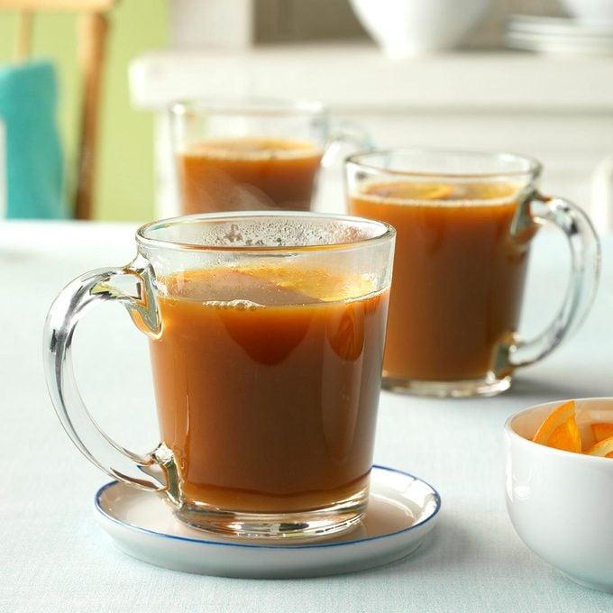 Pineapple-Orange Spiced Tea