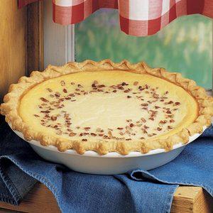 Pineapple Pecan Pie