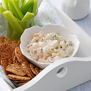 Pineapple Shrimp Spread