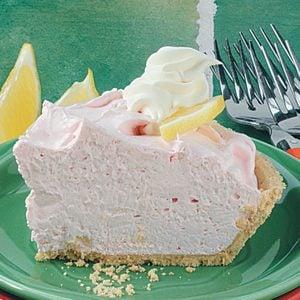 Pink Lemonade Pie