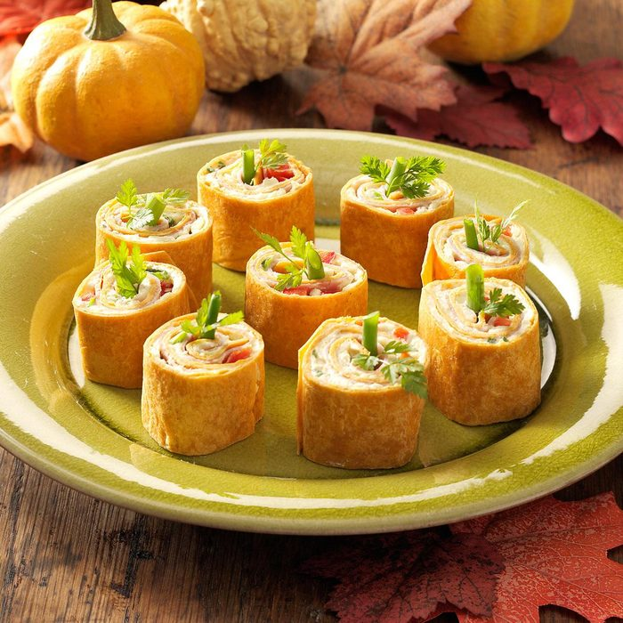 Pinwheel Pumpkins