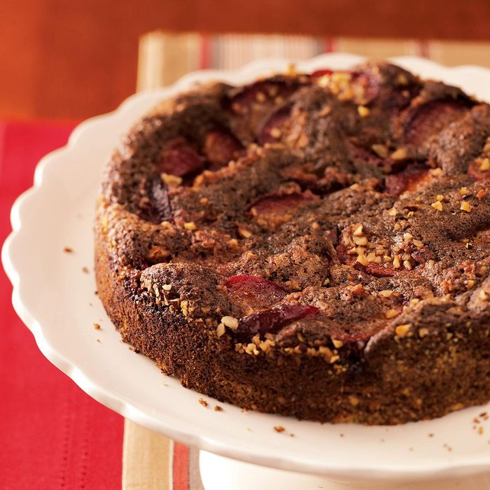 Plum Topped Chocolate Kuchen Exps40793 Sd19999443a04 16 1bc Rms