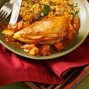 Pollo Guisado (Chicken Stew)