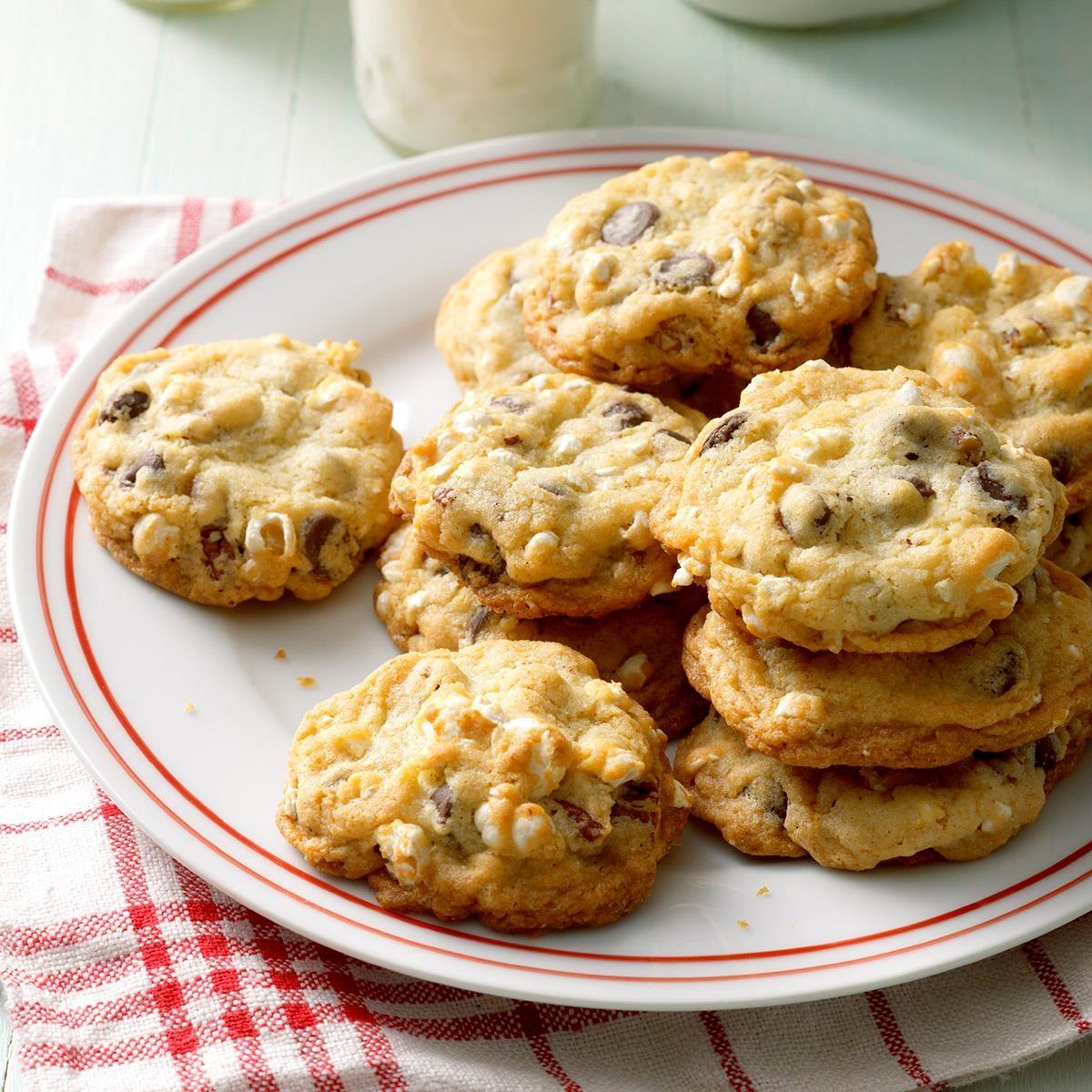 Popcorn: Popcorn Cookies