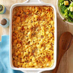 Porcini Mac & Cheese