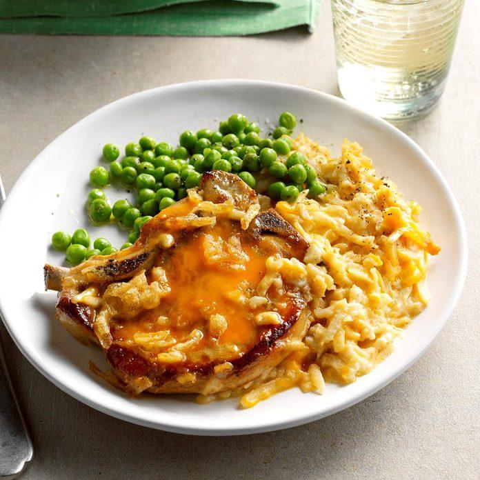 91: Pork Chop Potato Dinner