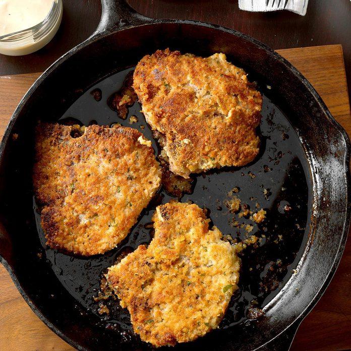 Pork Chops with Gravy
