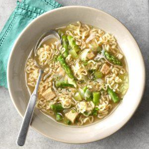 Pork Noodle Soup