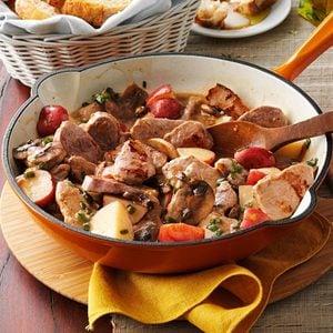 Pork & Potato Supper