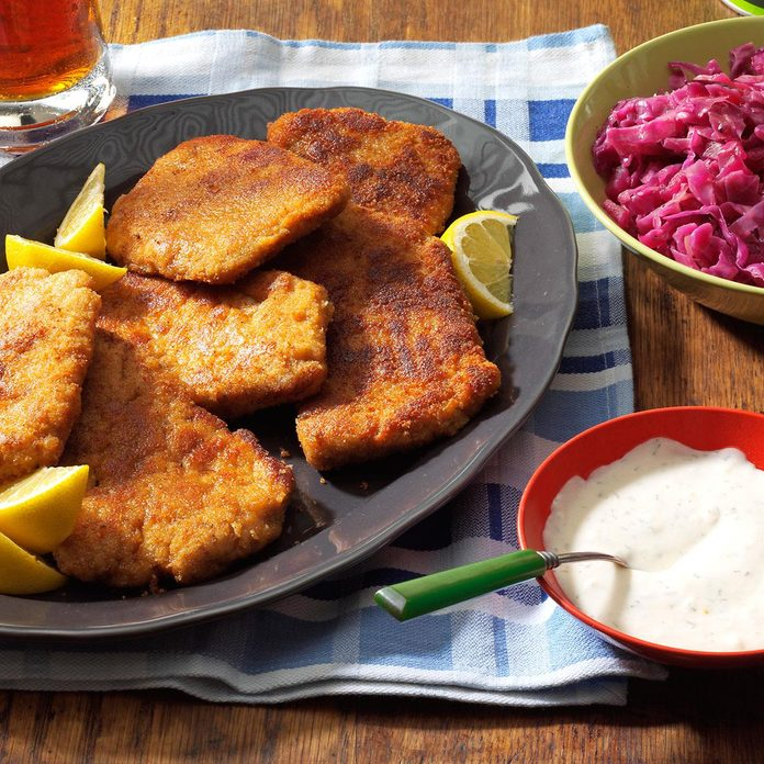 Pork Schnitzel With Dill Sauce Exps6957 Th143193c04 22 1b Rms 4