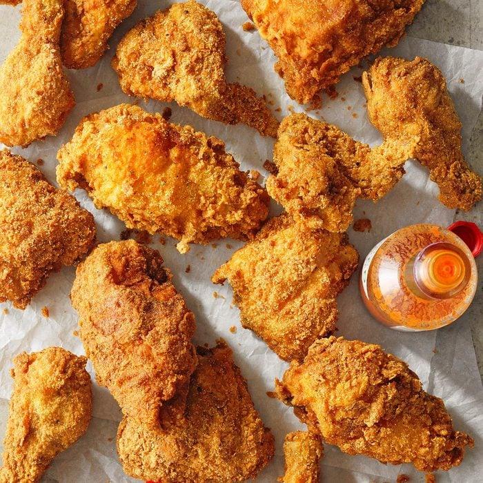 Potluck Fried Chicken