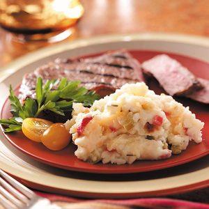 Potluck Potato Cheese Casserole
