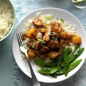 Pressure-Cooker Sweet 'n' Sour Pork